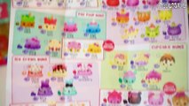 Num Noms Series2 Surprise Blind Bags/Blind Boxes - Kawaii Sweet Themed Collectible Toys