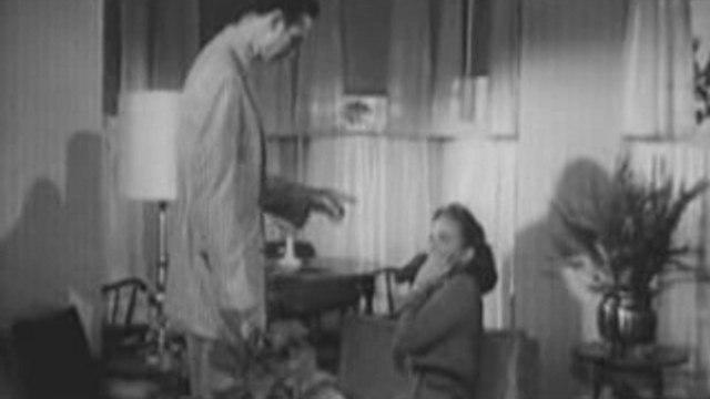 60s Sci Fi Films: The Amazing Transparent Man (1960)