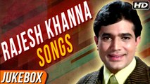 Rajesh Khanna Hit Songs | राजेश खन्ना के गाने | Rajesh Khanna Ke Gaane | Old Romantic Songs Jukebox