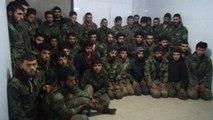 Terör Örgütü, 2015'te Hizbullah Timinin Esir Alındığı Fotoğrafları Afrin'de Çekilmiş Gibi Yayınladı
