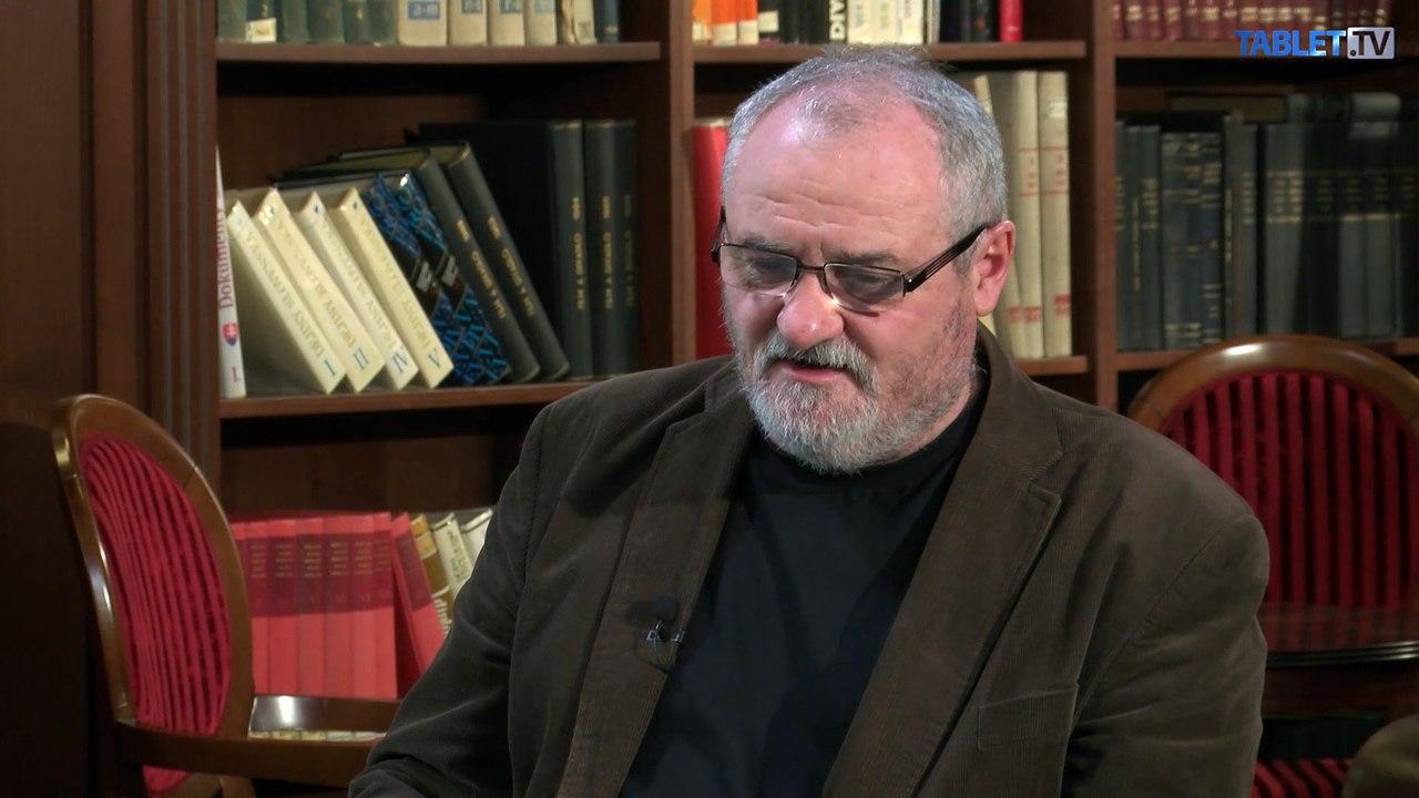 KAVIAREŇ NA PATRÓNKE: S historikom Stanislavom Sikorom o roku 1968, ale najmä o tom, čo mu predchádzalo
