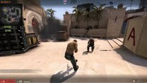CSGO: My First CS Experience! (Counter Strike Global Offensive Multiplayer CSGO Gameplay)