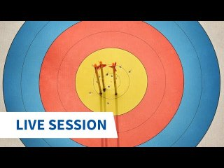Full session – Individual medal matches | Dhaka 2017 Asian Archery Championships