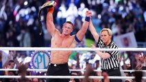 WWE John Cena rap in the Royal Rumble 2003 - video dailymotion
