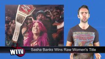 WWE Raw Stars Shoot On Sasha Banks & Charlotte! WWE Superstars No More! | WrestleTalk News