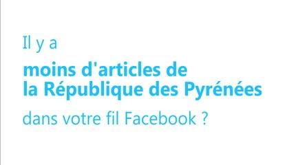 Facebook : les astuces pour continuer à recevoir les informations de la Rép
