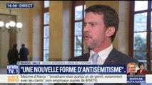 """Agression à Sarcelles: """"C'est un acte antisémite effrayant"""", pour Valls"""