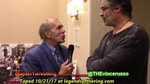 VINCE RUSSO & APTER PLAY WORD ASSOCIATION CORNETTE, VINCE, BISCHOFF & MORE!