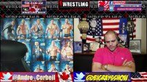 CAN AM WRESTLING SHOW 68: TNA & WWE WRESTLING Q&A + TOP 10 HARDCORE WRESTLERS IN WRESTLING