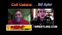 COLT CABANA TALKS CM PUNK, BRYAN, NWA TITLE & MORE!