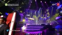#MBCTheVoice - الموسم الثاني - نضال إيبورك افرح يا قلبي