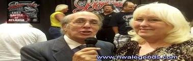 @NWA LEGENDS FANFEST JOYCE GRABLE TALKS TO APTER ABOUT CAREER, DIVAS, & MORE