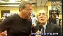 @NWA LEGENDS FANFEST REF NICK PATRICK TALKS TO APTER ABOUT CAREER, DAD ASSASSIN INDUCTION, MORE.wmv
