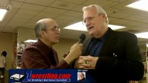 """CUTTING AN """"OLD SCHOOL"""" PROMO --- WITH JJ DILLON & BILL APTER"""