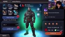 Armored Dark Knight - Batman V Superman Gameplay 2 | DC Comics Legends