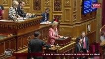 Etats généraux de l'alimentation / Réforme du CESE / Voitures autonomes - Sénat 360 (31/01/2018)