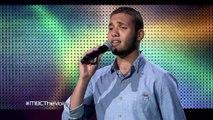 #MBCTheVoice - أحمد ناصر - كل ده كان ليه - مرحلة الصوت وبس