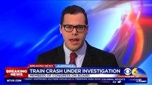 Amtrak Train Carrying Members of Congress Hits Truck in Virginia
