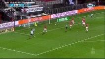 Wouter Marinus Goal HD - AZ Alkmaar 1 - 1 Zwolle  - 31.01.2018 (Full Replay)