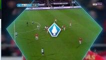 Wout Weghorst  Goal HD - AZ Alkmaar 4-1 Zwolle 31.01.2018