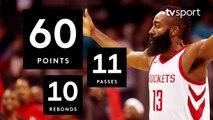 NBA : Enfin l'année de James Harden ?