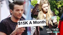 Louis Tomlinson Faces Legal Drama With Briana Jungwirth! (UPDATE)