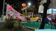 Kiddie Bumper Cars Playtime, Kiddie Truck Ride and a Roller Coaster Ride! AsianKids TV31