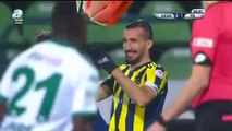All Goals and Highlights - Giresunspor 1-2 Fenerbahce 31.01.2018