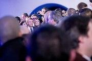 Discours du Président de la République Emmanuel Macron à la communauté française de Tunis, Tunisie