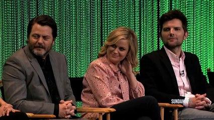Parks & Recreation | Chris Pratt & Aubrey Plaza's TV Marriage | BEHIND THE STORY