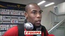 Foot - Coupe de la Ligue : Sidibé «Prendre le maximum de confiance»