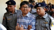 Reuters reporters arrested in Myanmar due to appear in court