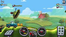 ТАНК в HILL CLIMB RACING 2 ДЕТСКИЙ ЛЕТСПЛЕЙ прохождение ИГРЫ видео про машинки kids games about cars