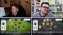 BARCELONA COUTINHO SQUAD BUILDER SHOWDOWN VS AJ3!!! - FIFA 18 UTLIMATE TEAM