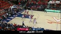 Louisville vs. Virginia Basketball Highlights (2017-18)