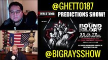 IMPACT WRESTLING BOUND FOR GLORY 2017 PREDICTIONS!
