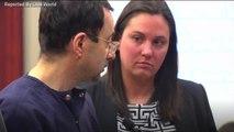 Simone Biles Wishes Larry Nassar Got '3,000 Years' In Prison