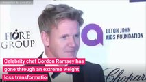 Gordon Ramsey Goes Through Extreme Weight Loss To Save Marriage