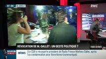 Brunet & Neumann : La révocation de Mathieu Gallet est-elle un geste politique ? - 01/02