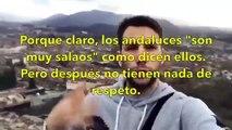 Este es el mosso d'esquadra independentista que desprecia a Andalucía: «Los andaluces trabajan 3 meses»