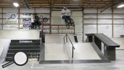 UNCOVERED BMX - STOP 1 FULL HIGHLIGHTS