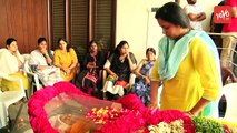 Tollywood Celebs Pays Homage To Suma Kanakala Mother in Law | Rajeev Kanakala | YOYO Cine Talkies