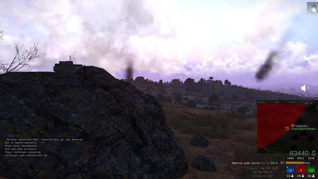 » SNIPER OF THE HILL « - Predator Vision in King of The Hill - [1440p]