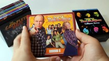 That 70's Show: The Complete Series Bluray Unboxing & Review | BLURAY DAN