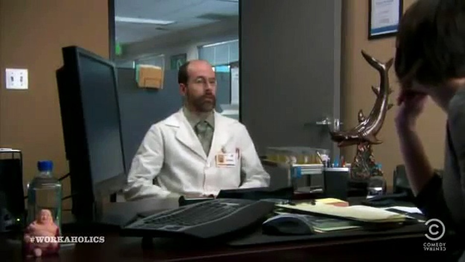 workaholics drug test results