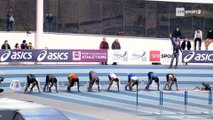 Meeting de Nantes 2018 : Finale 60 m haies M (Aurel Manga en 7''72)