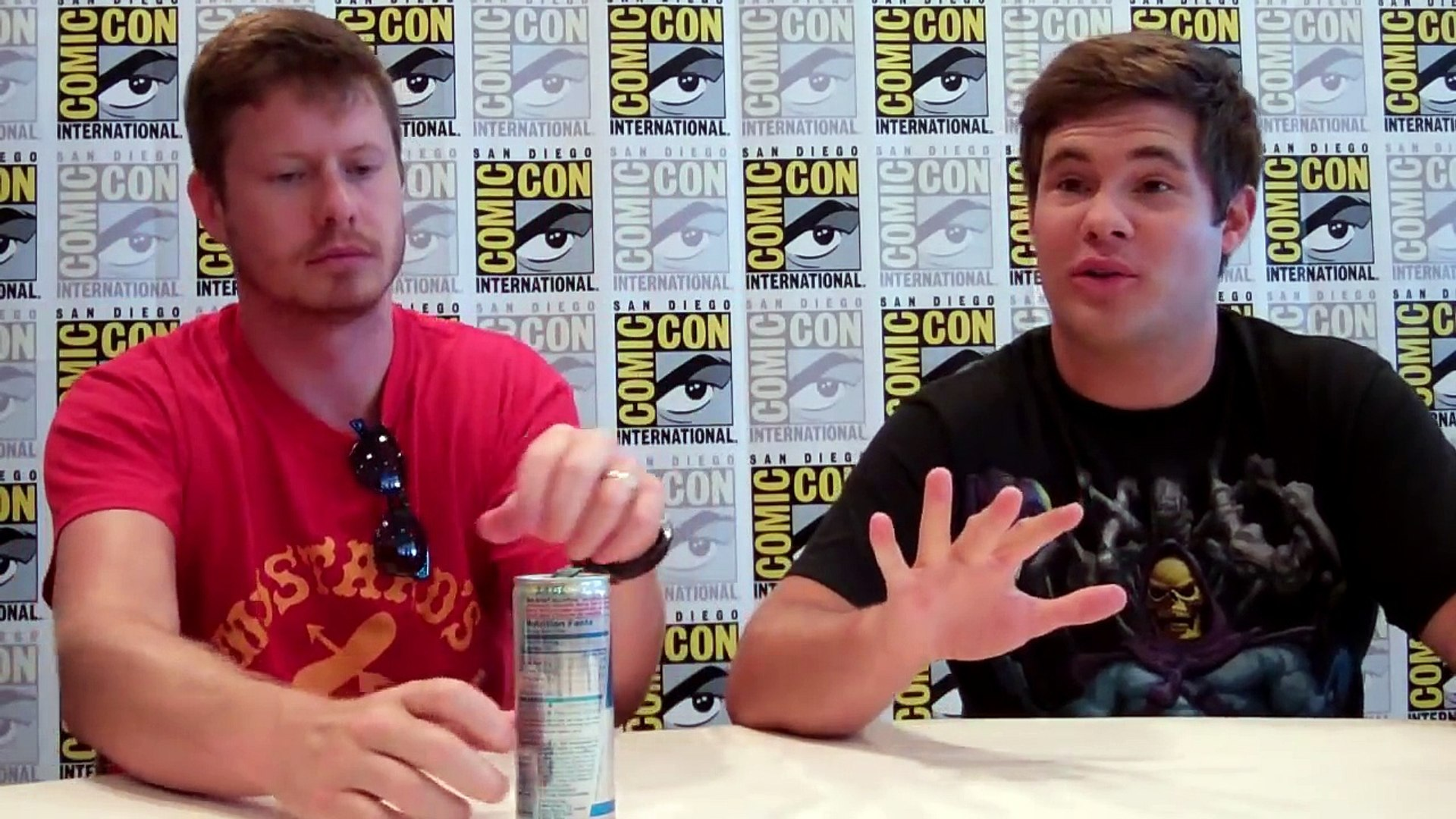Workaholics Talk About Pokemon, Lori Beth Denberg, Spoilers and MORE at Comic-Con 2012!