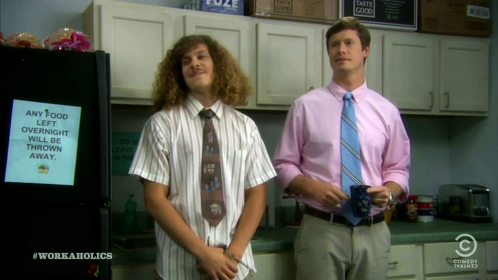Workaholics - Adam - Straight As Arrows