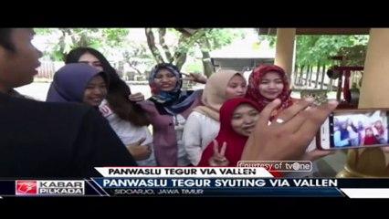 Panwaslu Jawa Timur Tegur Via Vallen