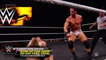 Roderick Strong vs. Tyler Bate - WWE U.K. Championship #1 Contender's Match- WWE NXT, Jan. 31, 2018